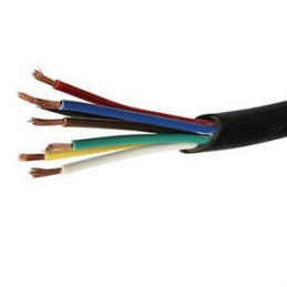 Cable manguera 5×1