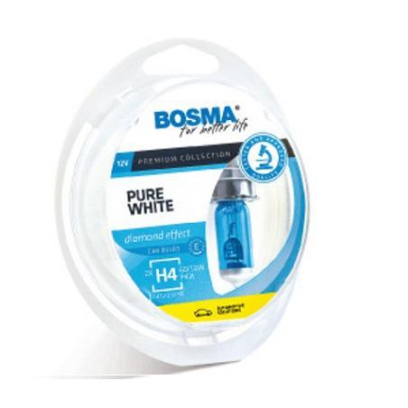 Lámparas Bosma H7 12v 55w blanco 5412067KPW