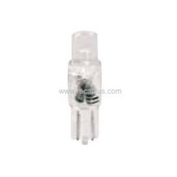 Blíster Lámpara 1LED 12V T05 4pcs