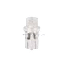 Blíster Lámpara 1LED 12V T10 2pcs