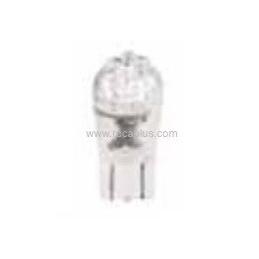 Blíster Lámpara  4LED 12V T10 2pcs