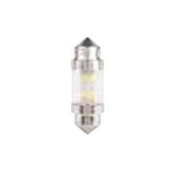 Blíster Lámpara 4LED 12V SV8,5 2pcs
