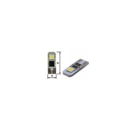 Blíster Lámpara 2LED 12V T10 SMD2pcs