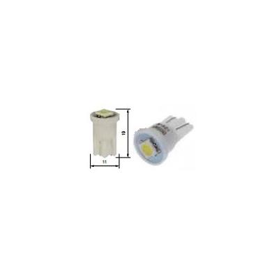 Blíster Lámpara 8LED 12V T10 SMD2pcs