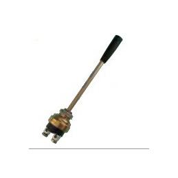 Interruptor palanca, con tuerca, Ø 11mm.