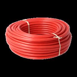 Cable arranque 70mm rojo