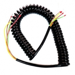 Cable espiral 5x1 mm2