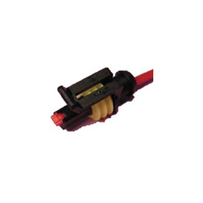 "Conector estanco ""Super Seal"" 1 vía Portahembra"