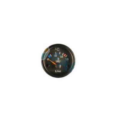 Reloj Temperatura 12v 40-120ºC  Ø 52mm