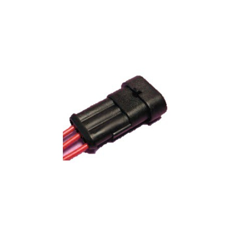 "Conector estanco ""Super Seal"" 3 vías Portamacho"