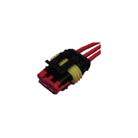 "Conector estanco ""Super Seal"" 3 vías Portahembra"