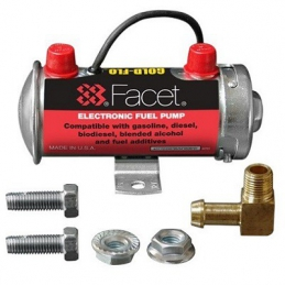 Bomba eléctrica de Combustible 24V (Caudal 121L/H)