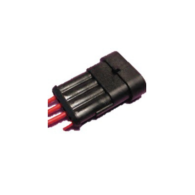 "Conector estanco ""Super Seal"" 4 vías Portamacho"