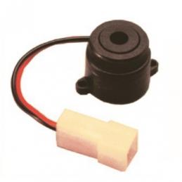 Zumbador Intermitente 12v c/conect. 95dB 10mA