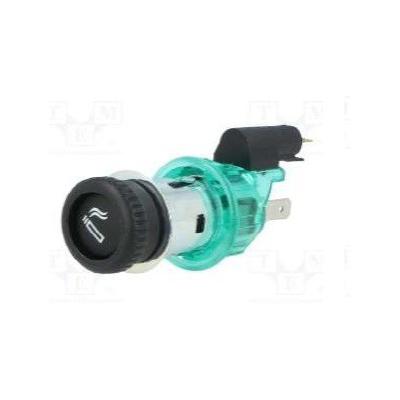 Encendedor Universal 12V – Con Luz. Fijación Rápida.