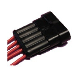 "Conector estanco ""Super Seal"" 5 vías Portamacho"