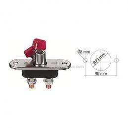 Desconectador de Batería Unipolar 12/24VDC / 100A