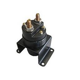 Desconectador de Batería Unipolar Electromagnético con circuito auxiliar D+ 24VDC / 300A