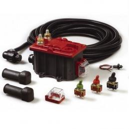 Desconectador de Batería ADR con Desconexión – 24v 250A