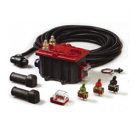 Desconectador batería ADR 24V - 08096500 (desconex.+)