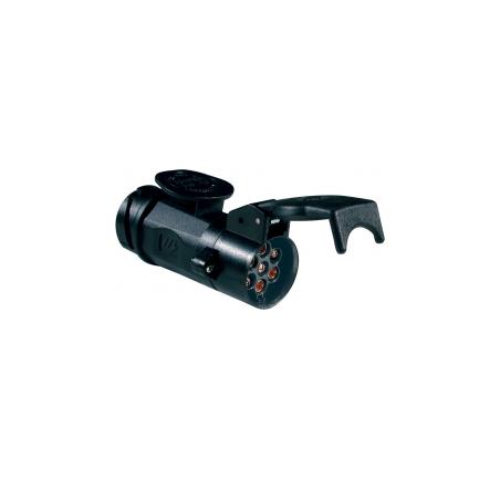Adaptador Compacto Clavija 13 polos + Base 7 Polos 12V