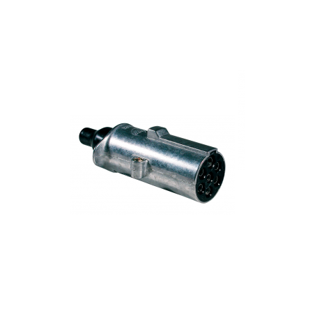Clavija 7 Polos 24V/N ISO 1185
