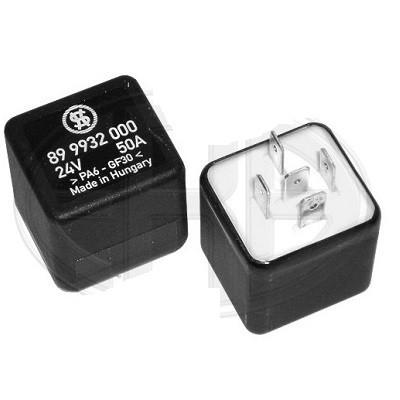 Relé 24v 50A 5 Conectores