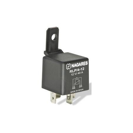 Relés Polivalentes Interruptor 12V 40A