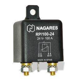 Relés de Potencia Interruptores 24V 100A