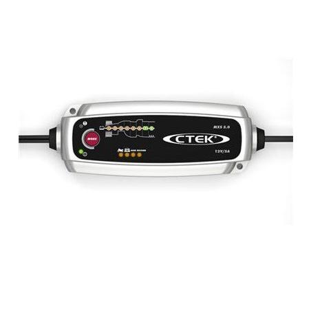 Cargador de Batería MXS5.0 – 12V 5A 110Ah de Carga –  8Eetapas
