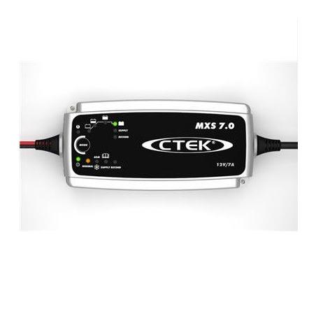 Cargador de Batería CTEK MXS 7.0 – 12V 7A 150Ah