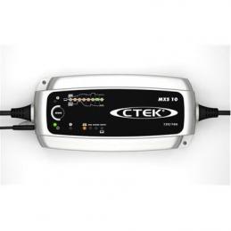Cargador batería CTEK MXS 10.0 – 12V 10A 200Ah carga – 8 etapas