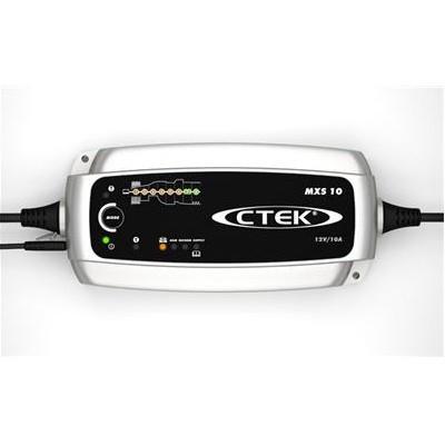 Cargador de Batería MXS 10.0 – 12V 10A 200Ah de Carga –  8 Etapas