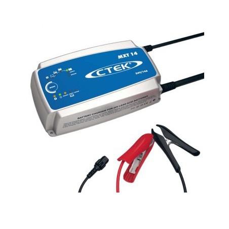 Cargador de Baterías MXT14 – 24V 300W 14A