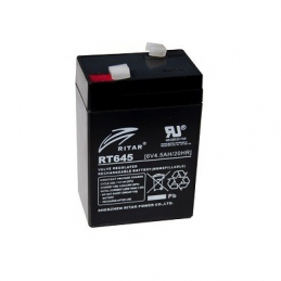 Batería Cíclica 6v 4,5A 70X47X105