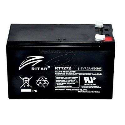Batería Cíclica 12v 7,2A 150X65X100