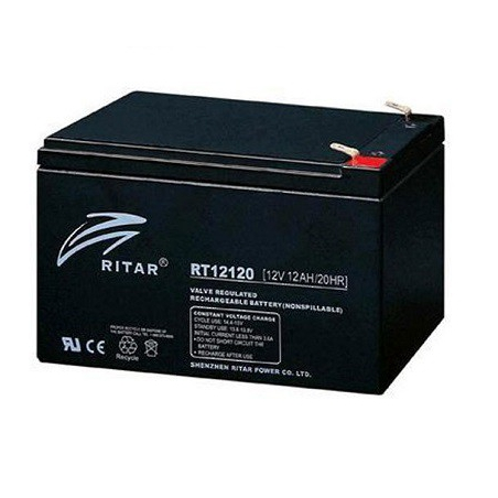 Batería Cíclica RITAR RT12120 - 12v 12A 151X98X101