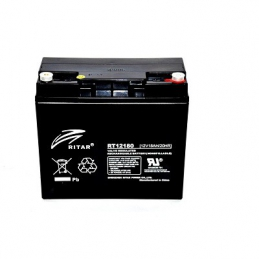 Batería Cíclica 12v 18A 181X77X16