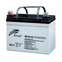 Batería Cíclica 12v 33A 195x130x180