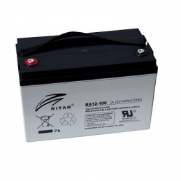 Batería Cíclica 12v 328x172x222
