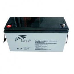 Batería Cíclica RITAR RA12-150 - 12v 150A 483X170X240