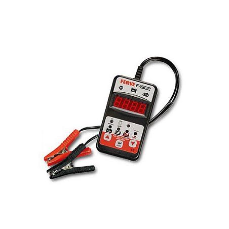 Analizazor de Baterías Tester Ferve F-1902 – 12v 25-200AH