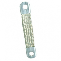 Cable trenza masa sin terminal 20cm