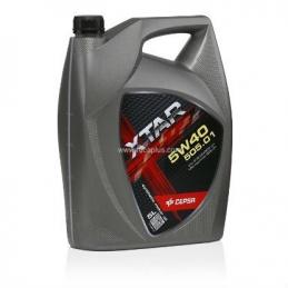 Aceite de Motor: CEPSA XTAR 5W40 5L 505.01