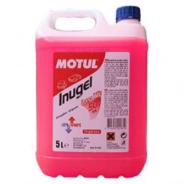 Refrigerante MOTUL Long Life 50% 5L – G12 (Rosa)