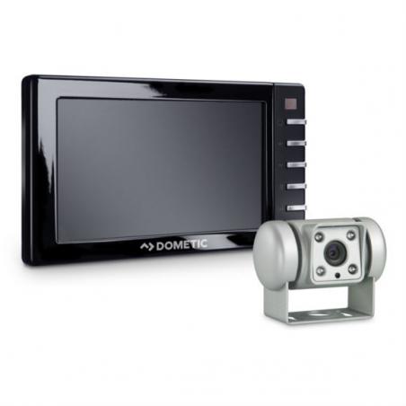 """Sistema Video Marcha Atrás con Monitor LCD 5"""""""